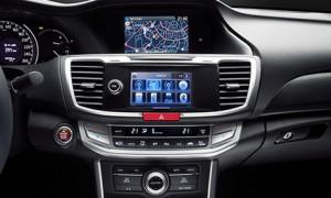 Honda с GPS