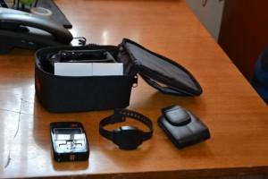 Комплектация GPS браслета