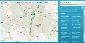 Львовский маршрут 3А оборудован GPS