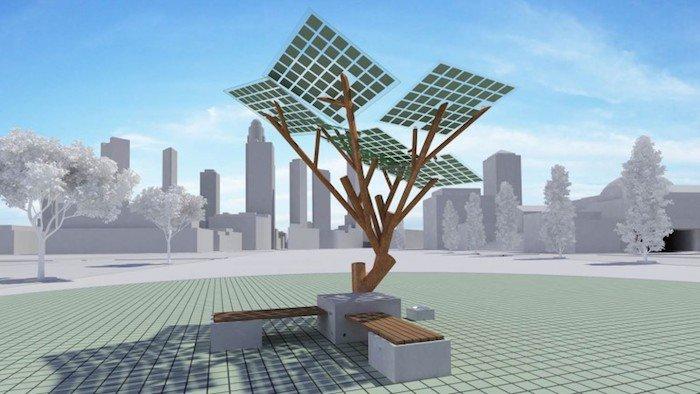 Проект первого WiFi дерева eTree