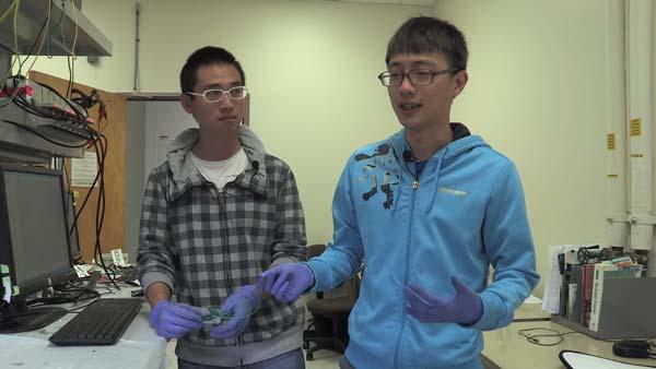 Разработчики аккумулятора с алюминиевым анодом
