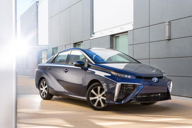 Toyota Mirai 11
